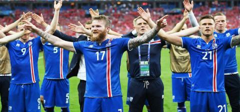 FIFA 17 Islandia
