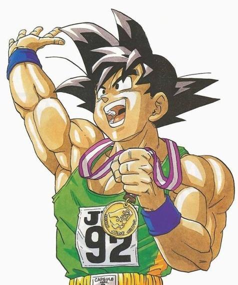 Goku JJOO