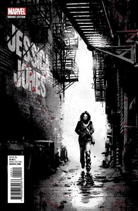 Comic Jessica Jones Marvel NOW