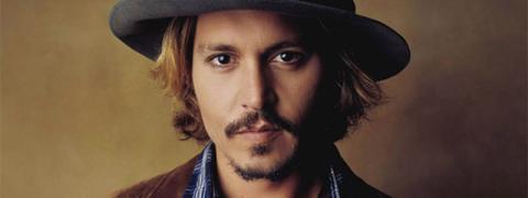 Johnny Depp en Asesinato en el Orient Express