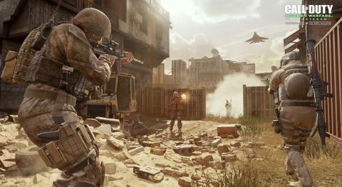 Modern Warfare Remastered CODXP