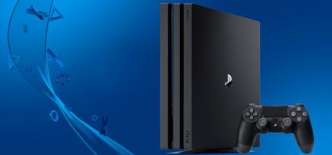 PS4 Pro BUENA