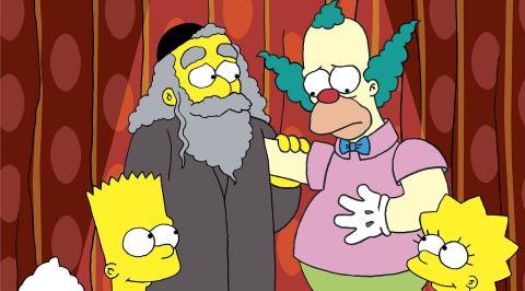 The Simpsons, Krusty, rabino Krustofski