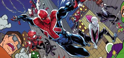 Los otros Spider-man y Spider-Woman alternativos y sus cómics