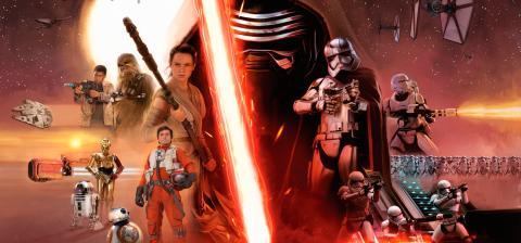 Star Wars Despertar Principal