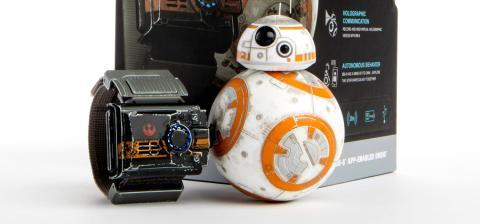 Star Wars Forceband BB-8 Sphero