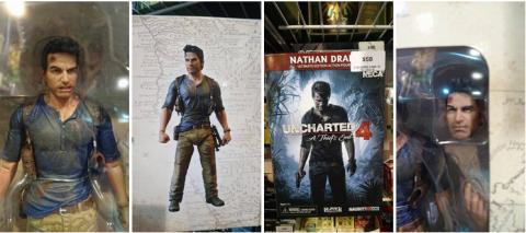 Uncharted 4 - La peor figura de Nathan Drake