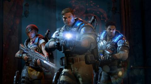 análisis Gears of War 4