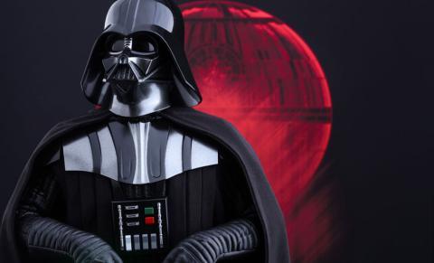 Star Wars Rogue One Darth Vader Hot Toys