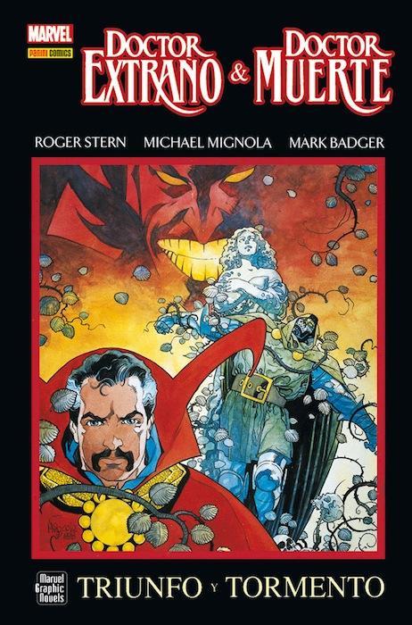 Doctor Extraño y Doctor Muerte: Triunfo y Tormento - El gran crossover de Doctor Strange
