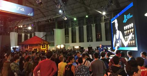 Final de campeonatos en Barcelona Games World