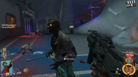 Infinite Warfare Zombies 6