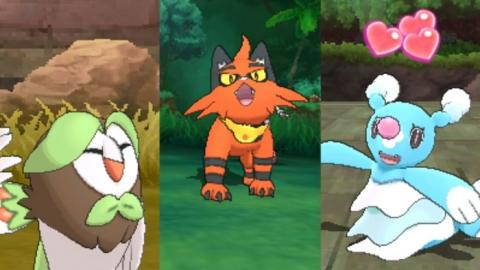 Pokémon Sol y Luna - Avance de los juegos para Nintendo 3DS