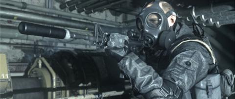 Principal Modern Warfare Remastered