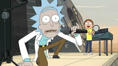 Rick & Morty - Crítica de temporada 1 y 2