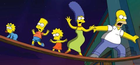 Los Simpsons La película