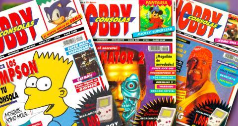 La antigua Hobby Consolas