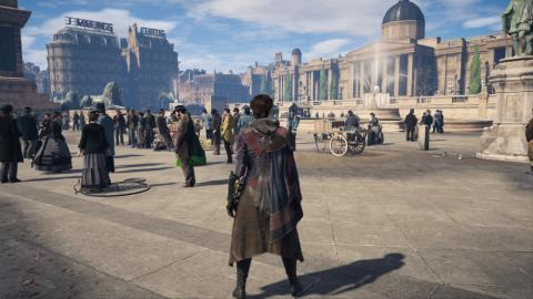 Assassin's Creed Syndicate 1080p