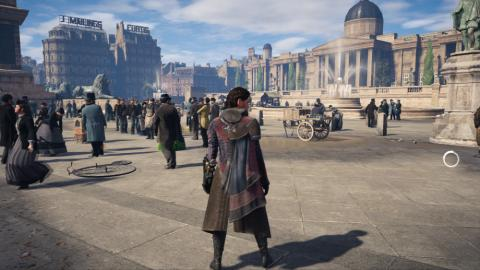 Assassin's Creed Syndicate 4K