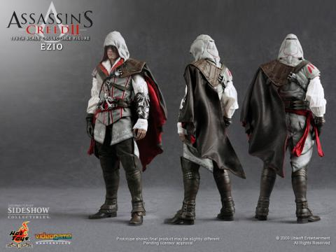 Bonus Track Ezzio Auditore (Assassin's Creed 2) -VGM12