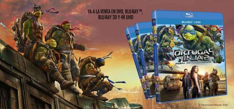 Concurso Tortugas Ninja 2