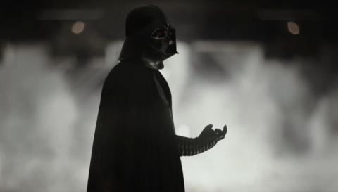 Darth Vader en Rogue One