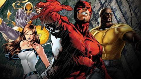 """The Defenders - ¿Quiénes son los """"Vengadores"""" de Netflix y Marvel?"""
