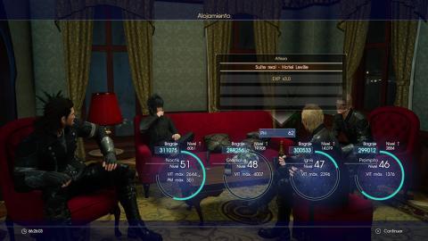 Final Fantasy XV Guía