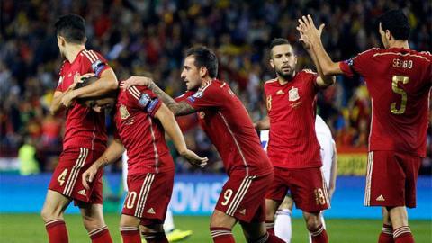 Inglaterra - España