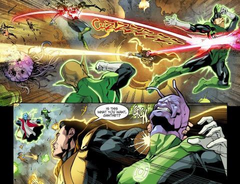 Injustice Año 2 - Review del volumen 2 del cómic precuela