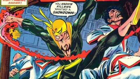 Iron Fist - Review del cómic original de Puño de Hierro