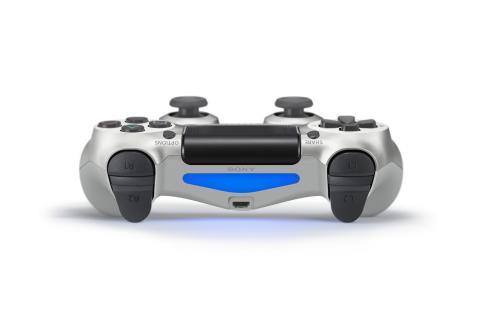 Mando PS4 Silver