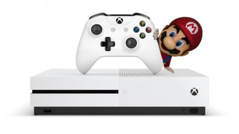Mario en Xbox One