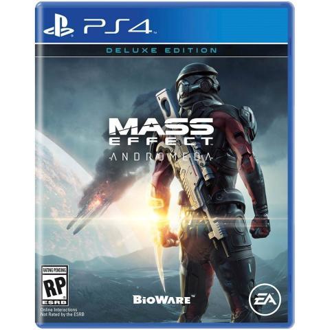 Mass Effect Andromeda edición deluxe