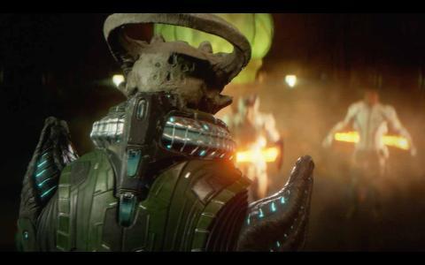 Mass Effect Andromeda enemigo