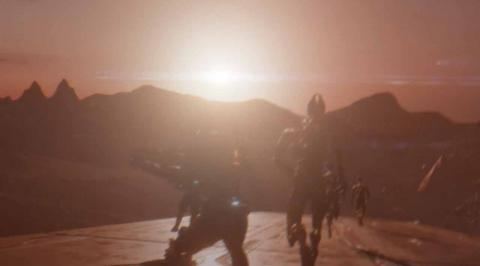 Mass Effect Andomeda enemigo salvaje