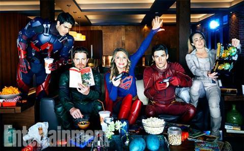 Mega-Crossover DC series