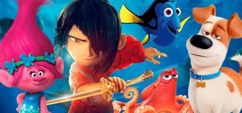 Mejores películas de animación de 2016