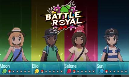 Pokémon Sol 4