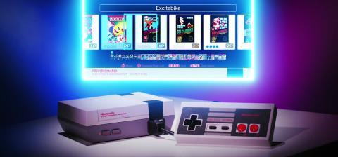 Qué consola comprar en Navidad o Reyes NES Mini