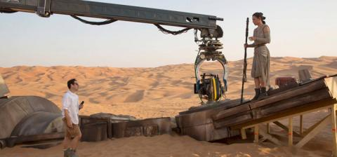 J. J. Abrams, Rey, Star Wars, Episodio 7