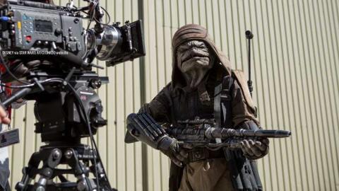 Las nuevas imágenes del rodaje de Rogue One