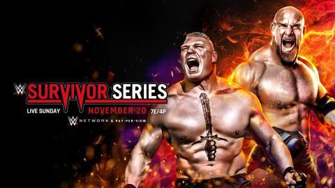 WWE - Resultados de Survivor Series, Lesnar vs Goldberg y Raw vs SmackDown