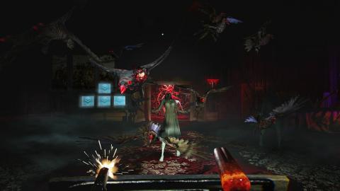 Los juegos más decepcionantes de 2016 - Until Dawn Rush of Blood