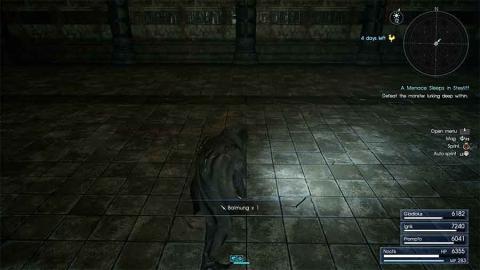 Cómo conseguir la espada de Balmung