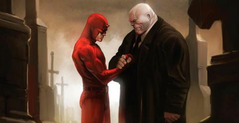 Daredevil: Spin-off Kingpin