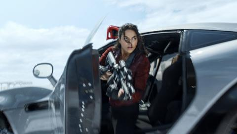 Fast and Furious 8 Michelle Rodriguez
