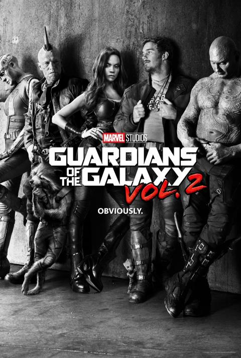 Guardianes de la galaxia 2