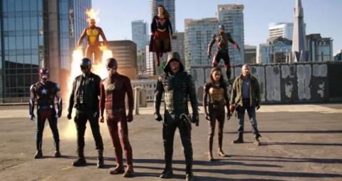 Invasion! - Crítica del crossover de Flash, Arrow, Supergirl y Legends of Tomorrow