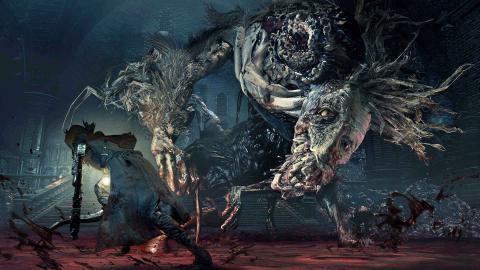 Ludwig Bloodborne